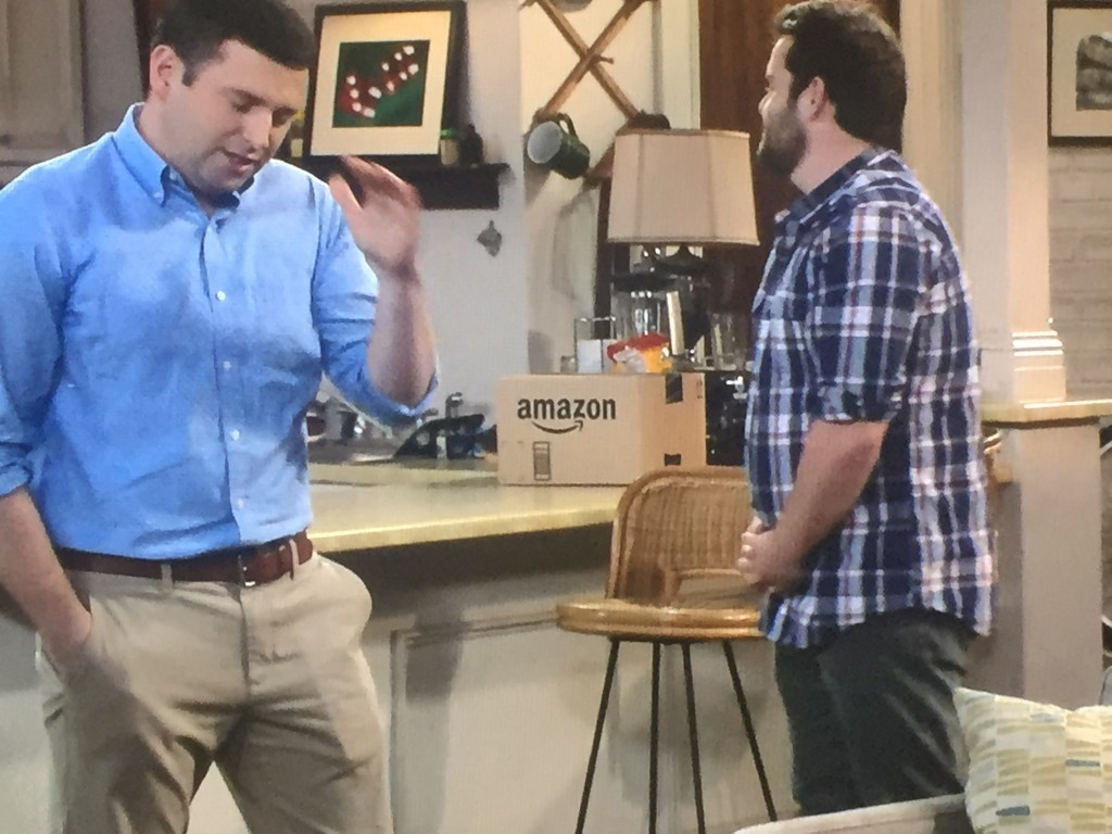 Undateable and Amazon 3